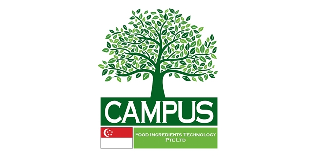Campus ha costituito una nuova filiale a Singapore: Food Ingredients Technology Pte Ltd.